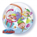 Merry Elves Bubble balon