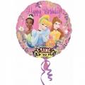 Princeze Happy Birthday