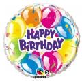 Birthday Sparkling - folija balon