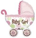 Baby girl kolica