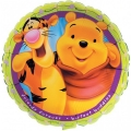 Tiger & Pooh Friends Forever - folija balon