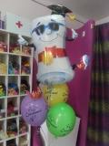 MR. DIPLOMA THUMBS UP! - folija balon